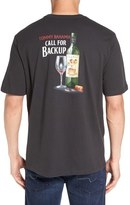 Tommy Bahama Men's Big & Tall 'Call For Backup' Graphic Crewneck T-Shirt