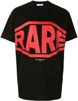 Givenchy Rare print T-shirt