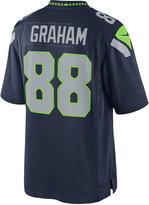 Nike Men's Jimmy Graham Seattle Seahawks Limited Jersey