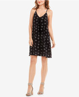 Vince Camuto Fluent Flowers Printed Slip Dress