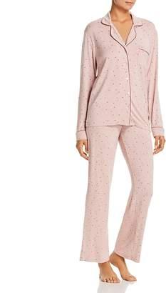 UGG Lenon Star-Print Jersey Knit Pajama Set