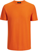 Ice Jersey Tee In Tangerine