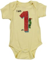 Eric Carle I am One Bodysuit (Baby) - Yellow-12 Months