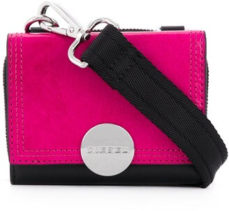 Diesel Colour Block Wallet