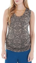 Everly Grey Women's 'Maggie' Maternity Tank