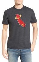American Needle Men's Hillwood Los Angeles Angels Of Anaheim T-Shirt