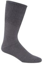H.j.hall Grey 'comfort Fit Diabetic' Socks