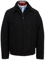 Roundtree & Yorke Wool Blend Jacket with Bib