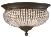 Uttermost 'Cristal De Lisbon' Ceiling Light