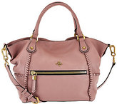 Oryany As Is Pebble Leather Satchel - Drew