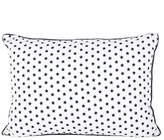 Lullaby Linen Stars and Stripes Breakfast Cushion