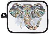 Royal Lion Potholder Pot Holder Patterned Elephant