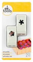 Scotch EK Success - 2pc Mini Punch Set - Flower