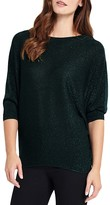 Phase Eight Becca Shimmer Batwing Sweater