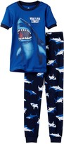 Petit Lem What's For Lunch? Pajama - 2-Piece Set (Little Boys & Big Boys)