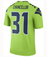 Nike Men's Kam Chancellor Seattle Seahawks Legend Color Rush Jersey