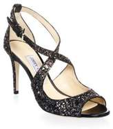 Jimmy Choo Emily Ankle-Strap Sandals