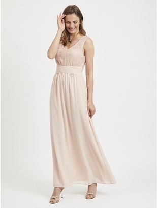 M&Co VILA lace maxi dress