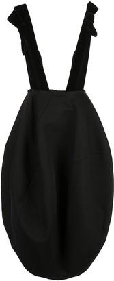 Comme des Garcons Bubble Suspender Skirt