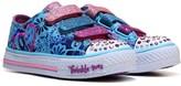 Skechers Kids' Twinkle Toes Sweet Spirit Sneaker Preschool