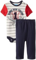 Bon Bebe 2 Piece Pant Set (Baby) - Home Run Champ-0-3 Months