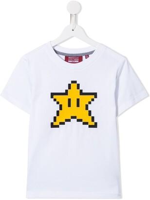 Mostly Heard Rarely Seen 8-Bit star T-shirt