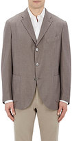 "Boglioli Men's ""K Jacket"" Sportcoat-GREY"