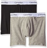 Calvin Klein Underwear Calvin Klein Men's, Underwear, 2 Pack Modern Cotton Stretch Boxer Briefs