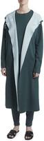Couture Maison Ullens Cashmere-Silk Reversible Coat