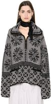 Chloé Wool & Cashmere Jacquard Sweater