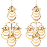Lele Sadoughi Orbit Chandelier Earrings