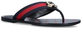 Gucci Kika Thong Sandals