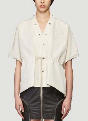 Rick Owens Buttoned Jacket