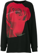 Marcelo Burlon County of Milan Uske over T-shirt