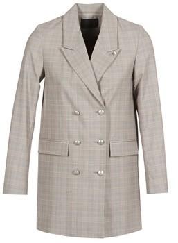 Ikks DASTRE women's Jacket in Grey