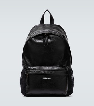 Balenciaga Explorer Arena leather backpack