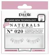 Eylure Naturalite Strip Lashes No. 020 (Natural Volume) by