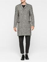 Calvin Klein Cainer Wool Blend Coat