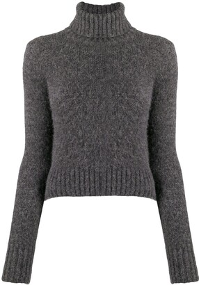 AMI Paris Turtleneck Knitted Jumper