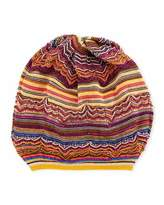 Missoni Wool-Blend Knit Beret