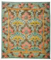 """Solo Rugs Arts and Crafts Area Rug, 8' x 9'4"""""""