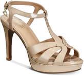 Thalia Sodi Velda Platform Dress Sandals, Created For Macy's Women's Shoes