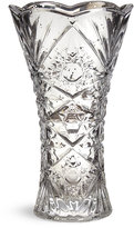 Marks and Spencer Flared Cut Glass Vase