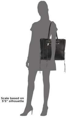 Rebecca Minkoff Always on Side Leather Tote
