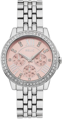 Fossil Relic by Women's Layla Crystal Watch