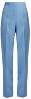 Rochas Wide-leg wool trousers