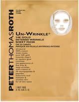 Peter Thomas Roth Un-Wrinkle 24K Gold Intense Wrinkle Sheet Mask 6-Pk