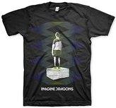 Bravado Men's Imagine Dragons Zig Zag T-Shirt