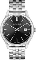 Bulova Caravelle New York by Men's Stainless Steel Bracelet Watch 41mm 43B131