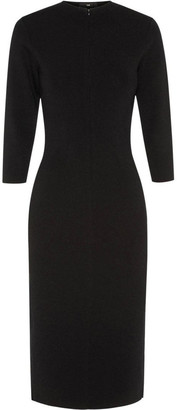 Cue Milano Zip Front Pencil Dress